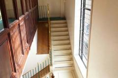 North Chapel Stairs - West Herts Crematorium