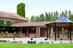 West Herts Crematorium - Outside View
