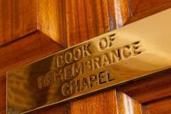 Book of Remembrance Chapel - West Herts Crematorium